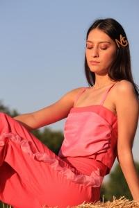 Conjunto rosa Bloom collection 1