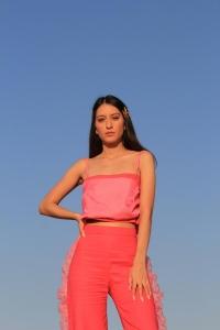Conjunto rosa Bloom collection 2